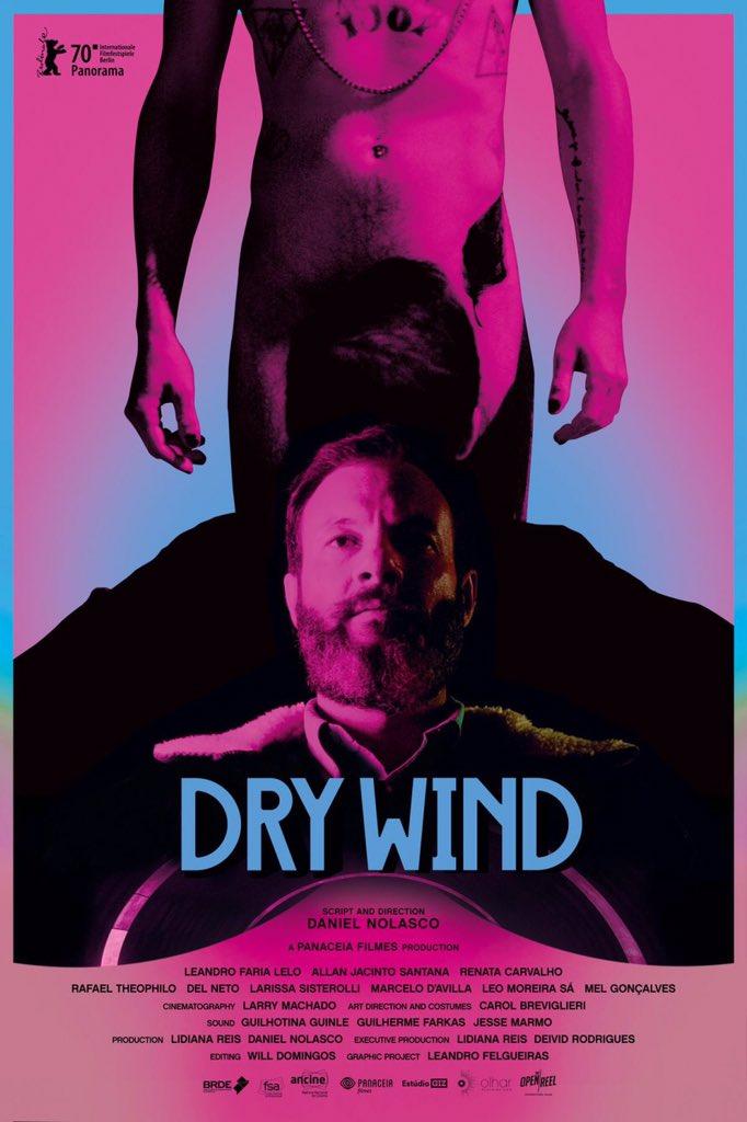 DRY WIND (Vento Seco), directed by Daniel Nolasco, brazilian film at the @berlinale #LGBTQ #VentoSeco #DryWind #cinemabrasileiro #cinemanacional #FestivalDeBerlim2020 #FestivalDeBerlim #BerlinInternationalFilmFestivalpic.twitter.com/N9bQgunuBI
