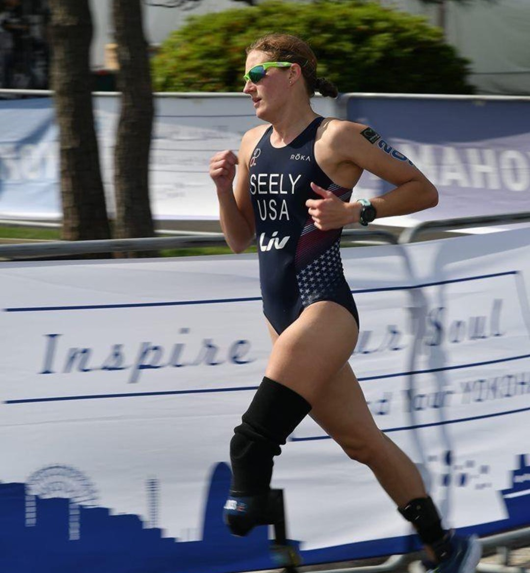 Allysa Seely graduated from @ASU in 2013 with an interdisciplinary studies degree. A #Paralympic triathlon gold medalist and #ESPY winner, she has been making history since graduating.Read more from an interview with this @sundeviltri @ASU_Alumni:http://ow.ly/24We50ywDVS