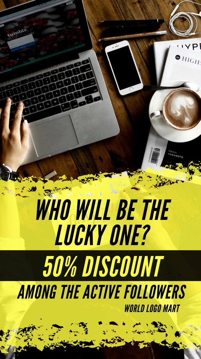 👥 A lucky person will get                      ✌50% discount      👋Guaranteed followers🎯  📩Inbox us unless we #follow You...🙋♂️  #follo4folloback #customlogo #ReasonablePrice #twitch #fortnite #logodesign #logomaker #offer #header #logomark #logodesign #graphicsdesign #gfx