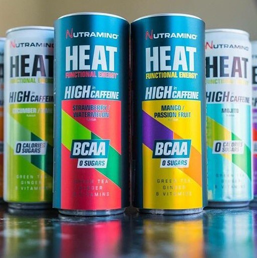 HEAT is a functional beverage with 13 active ingredients, of which 8 are vitamins. The drink does not contain any calories or sugar and is also free of aspartame.  #gym #puregym #exercise #fitfam #gymlife #vending #heat #performance #workout #goals