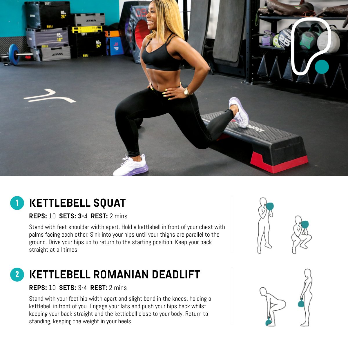 Here's a workout #puregym #workout
