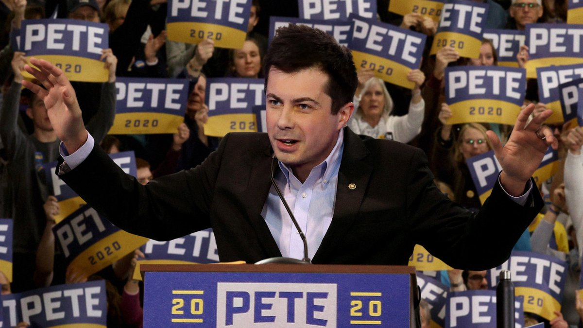 Pete Buttigieg Pivots From Mimicking Obama To Mimicking Sanders In Attempt To Gain Ground https://trib.al/dWethaF