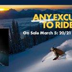 Image for the Tweet beginning: 41 #ski resorts on 5