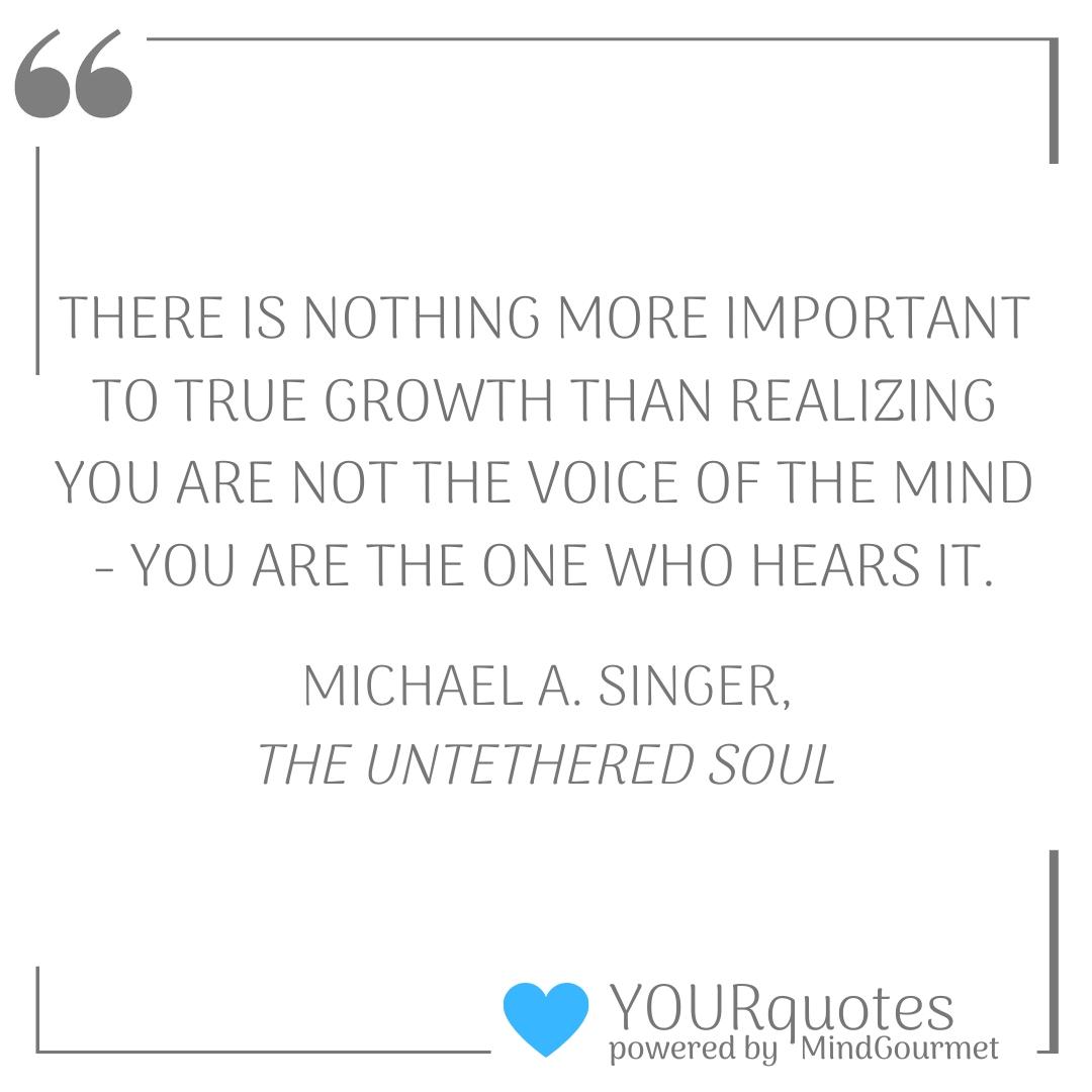 Michael Singer #yourquotes  https://yourquotes-service.com/ #mindgourmetpic.twitter.com/D0PRh7KA5z