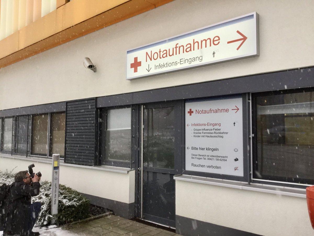 Wie sich #Gesundheitsamt und #UKGM auf das #Coronavirus vorbereiten - demnächst in der @opmarburg zu lesen und in der @hessenschau zu sehen #UKGM #Marburgpic.twitter.com/5rv94xC1Gd