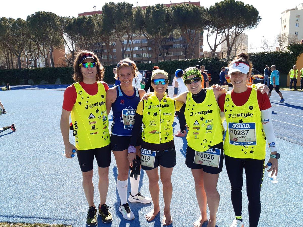 Media Maratón De Latina Madrid Mmaratonlatina Twitter