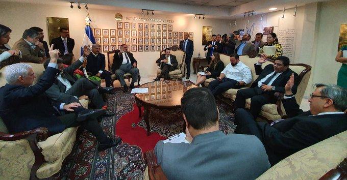 Acuerdan crear Comisión Especial Legislativa para investigar hechos del 9 de febrero