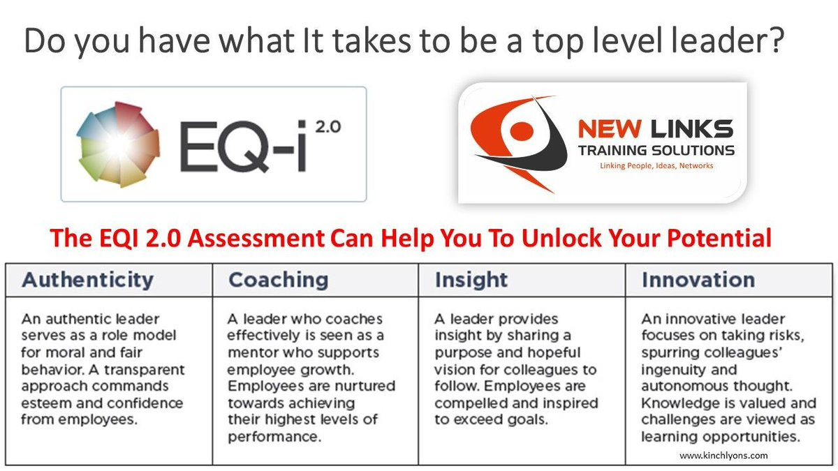 EQI identifies key leadership traits - a quick assessment could help you to identify your key skills and help you to plan your next career move -https://buff.ly/2CPbXTNpic.twitter.com/shDR5rX80u