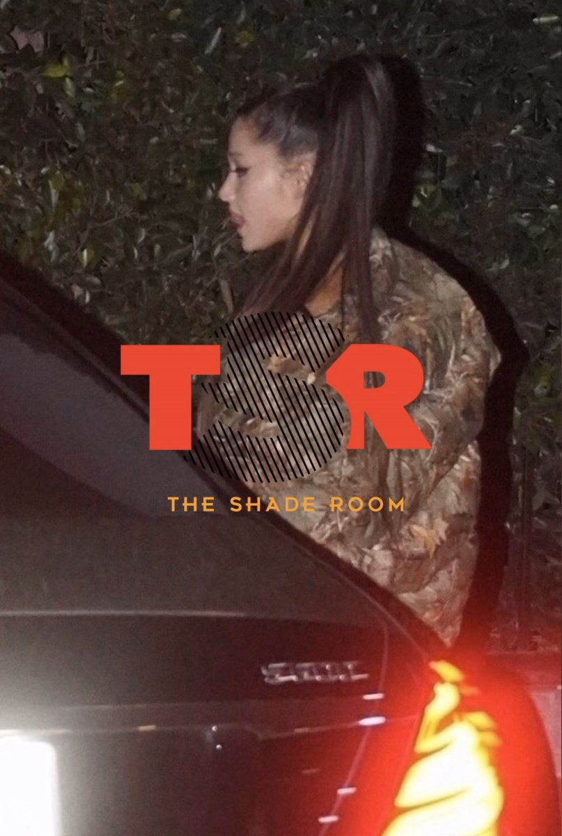 Candids of Ariana leaving the studio with Big Sean 1 year ago today (27th February 2019)<br>http://pic.twitter.com/2E1J8sVmjo