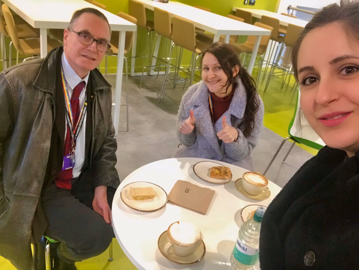 Group meeting <~>coffee and cake <~> #science with #caffeine and #sugar <~> simply love it #science #research #breathanalysis #lboroscience #lbororesearchpic.twitter.com/Nw3wh754M9