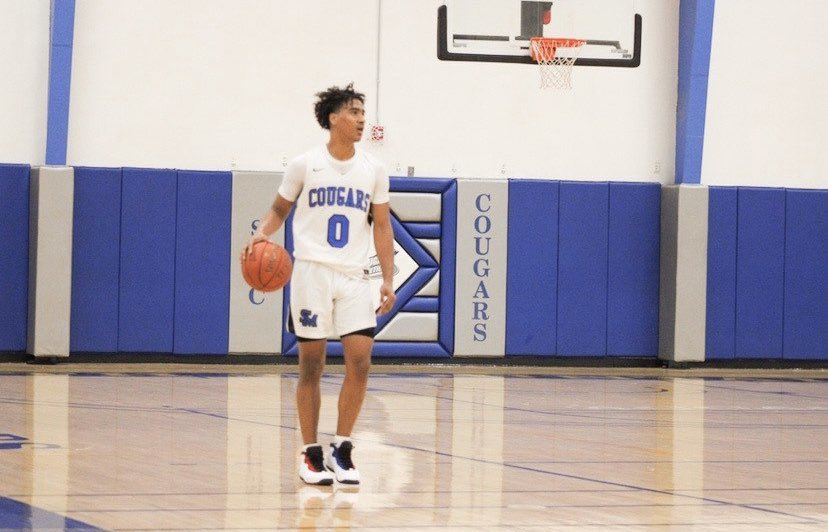 Congrats to sophomore @maaakael being selected as All-Region 2nd team and All-ACCAC 3rd team. He led us in scoring this season with 15.1 PPG. Over our last four games of the season averaged a very impressive 32 PPG & scored a career high 49 points in his last game! #SMCC #TGHT https://t.co/21wiIPzLbO