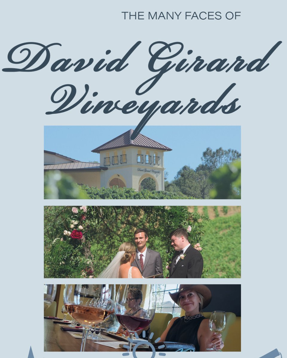 Are you ready to enjoy the many faces of #DGVineyards this weekend? We open again on #LeapYear Day at 11am. #winelover #californiawine #eldoradocounty #cagrownpic.twitter.com/yZB5lGzPiy