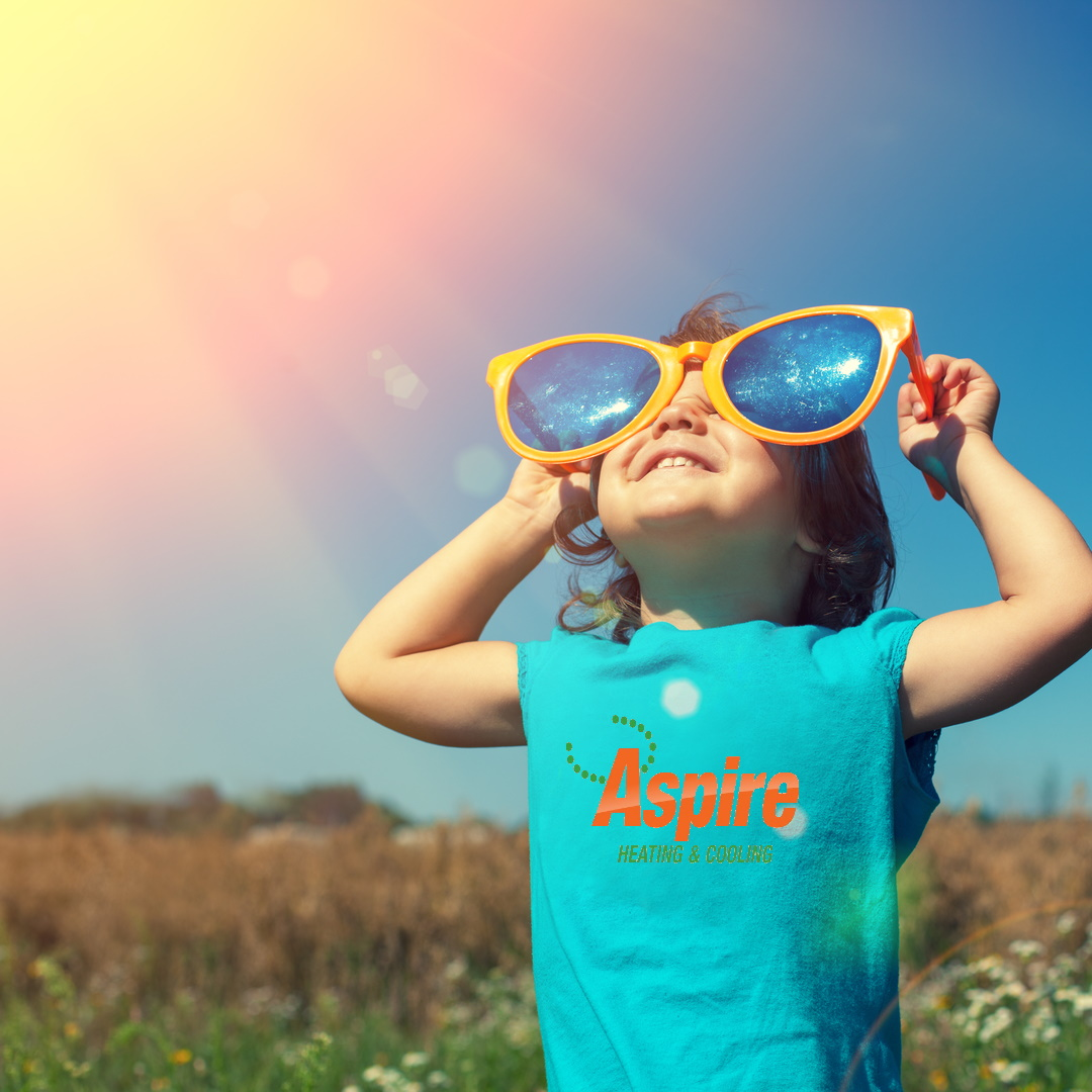 Who is happy to see the sun shining today!?  #Sunshine #Sunnydays #Aspire #Heatingpic.twitter.com/pIdySnIbyP