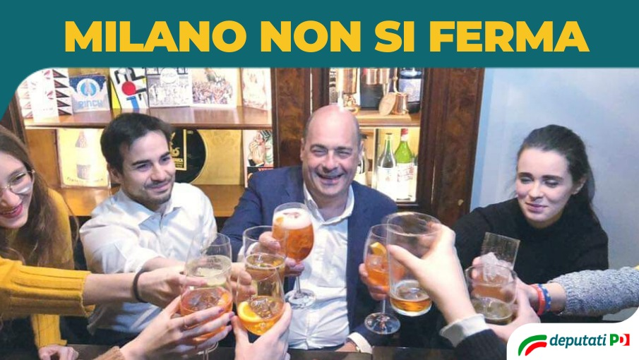 #Milanononsiferma
