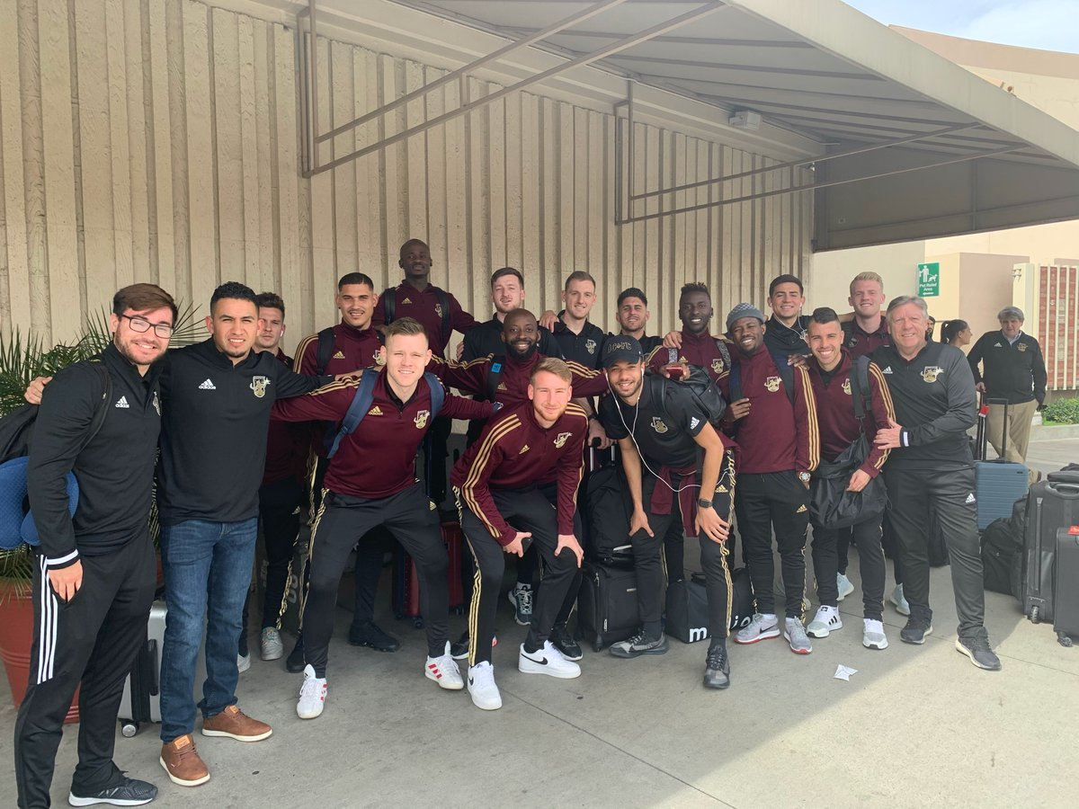 Replying to @DetroitCityFC: Greetings from California 🌴