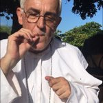 Image for the Tweet beginning: Stoner Pope #Weed #StonerFam #420Life
