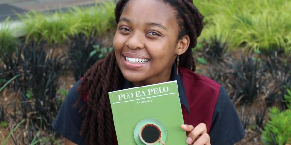 Khauhelo 'Mile '18: Student Leader, Entrepreneur, and Self-Published Poet - African Lead... http://upflow.co/l/pDvMpic.twitter.com/JYYCjCU578