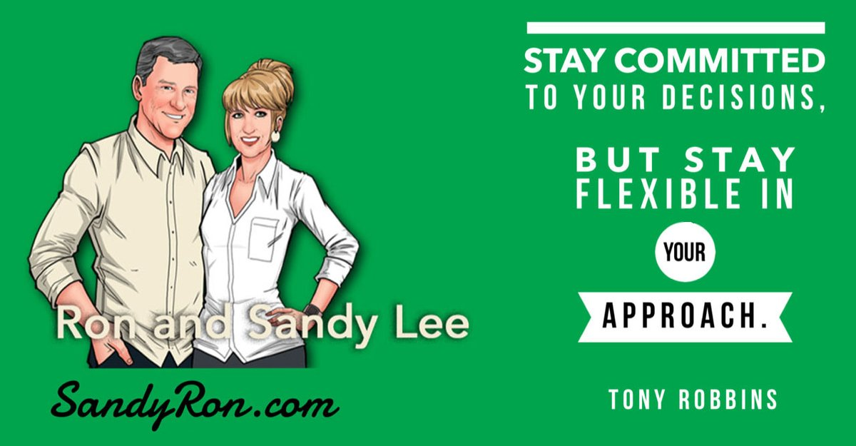 Stay committed.  Stay flexible.  #Motivation #SuccessTips #LeadGeneration #LawOfAttraction<br>http://pic.twitter.com/N0dVZOxvUt