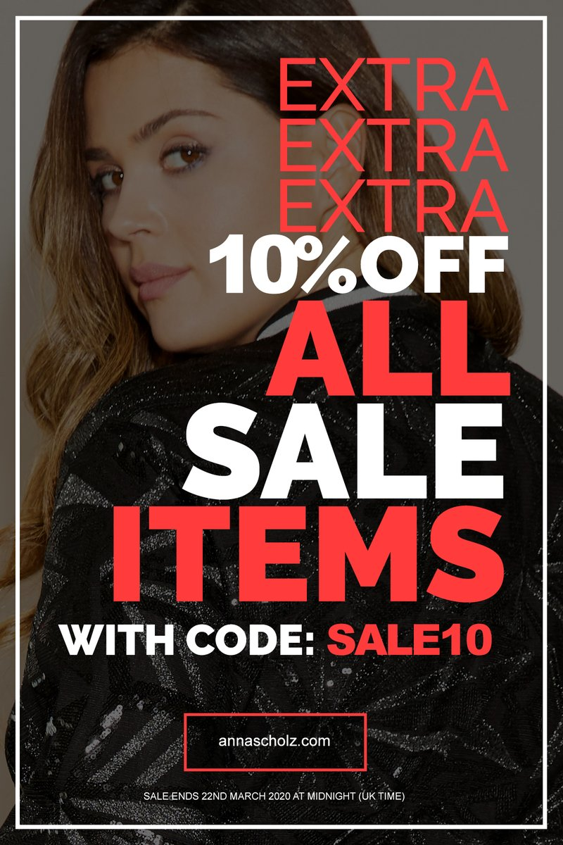 test Twitter Media - On a positive note....enjoy an extra 10% of sale items with code SALE10 at https://t.co/0by22NXIST https://t.co/S4fZHUKrZX