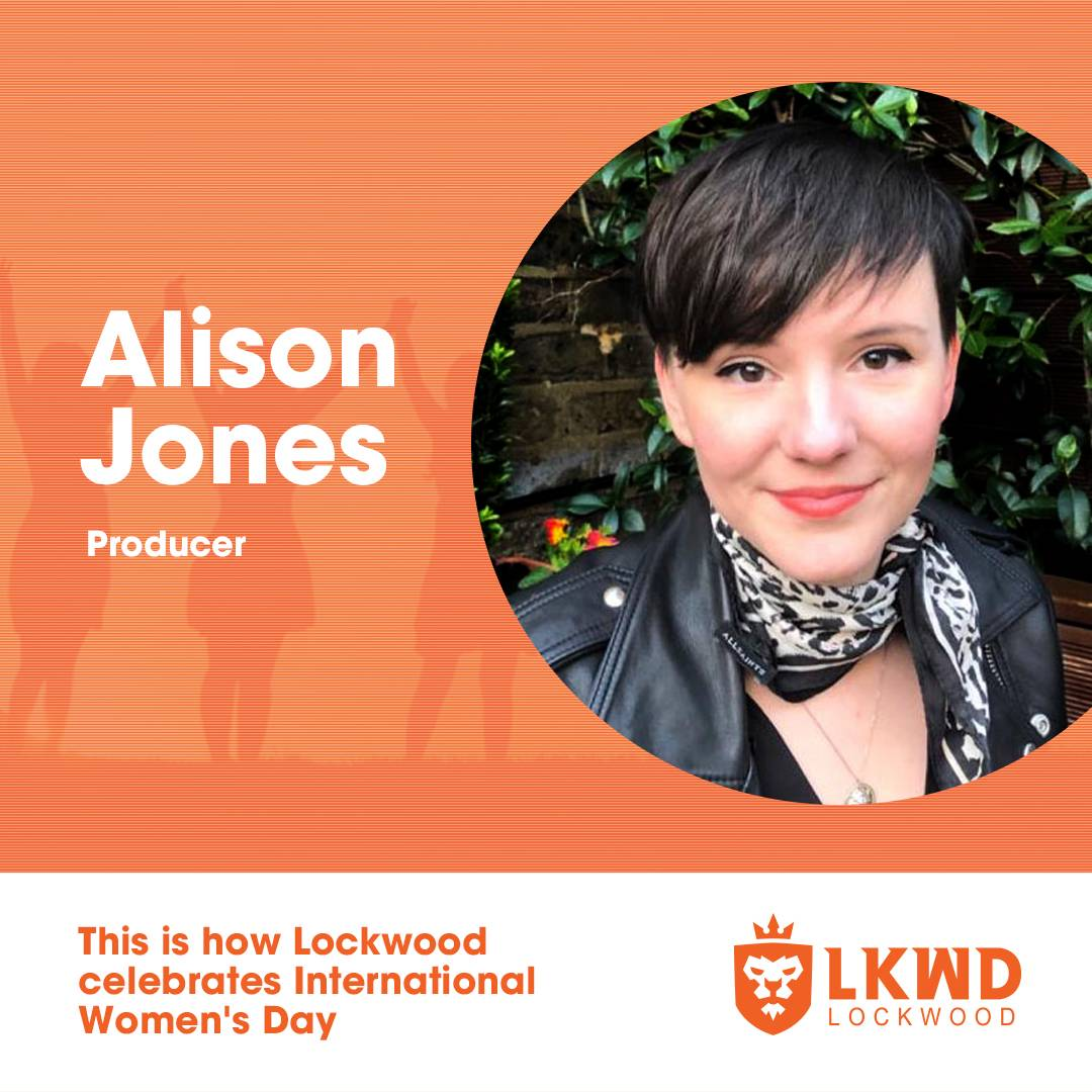 Today, we find out what drew Alison Jones to Lockwood Publishing, her unforgettable moments, and her key advice for anyone considering a career in the games industry.  https://t.co/XXLgFJIZTB  #iwd2020 https://t.co/SmdhFCmZyB