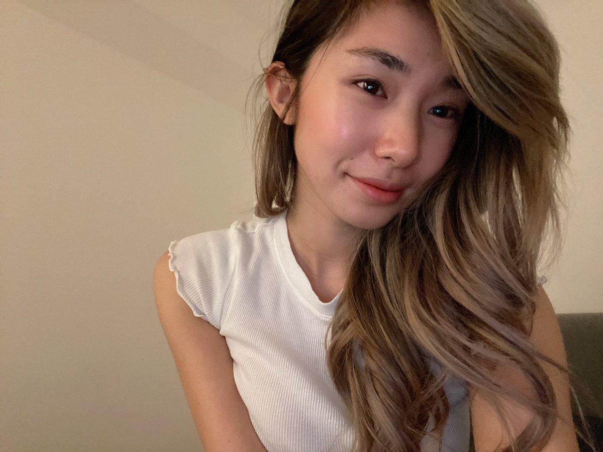 Leena Xu On Twitter No Makeup Just