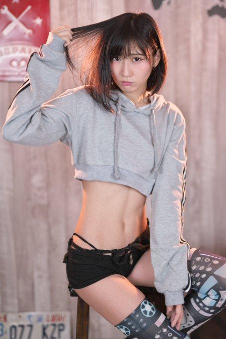 グラビアアイドル美東澪のTwitter自撮りエロ画像39