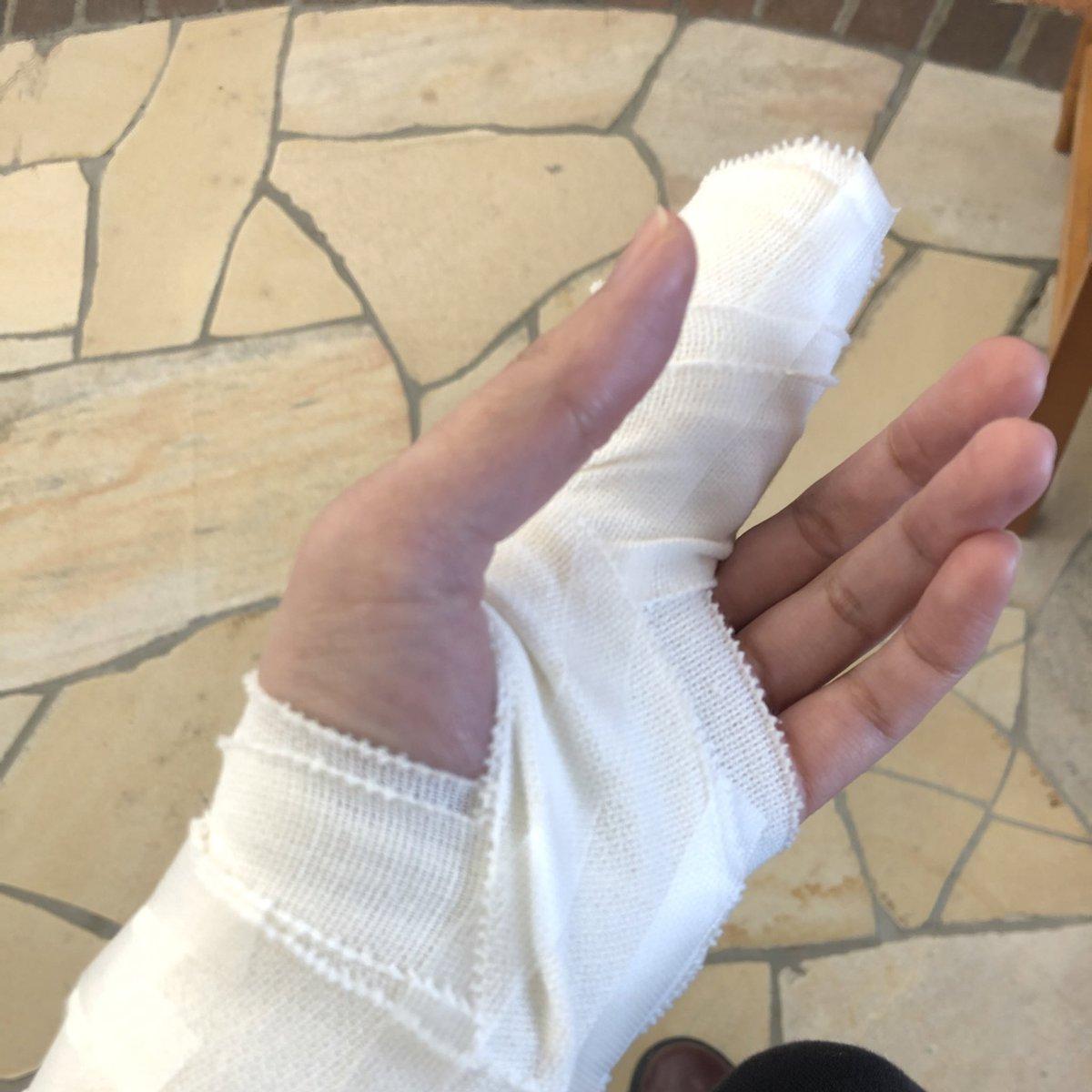 病院 切り傷
