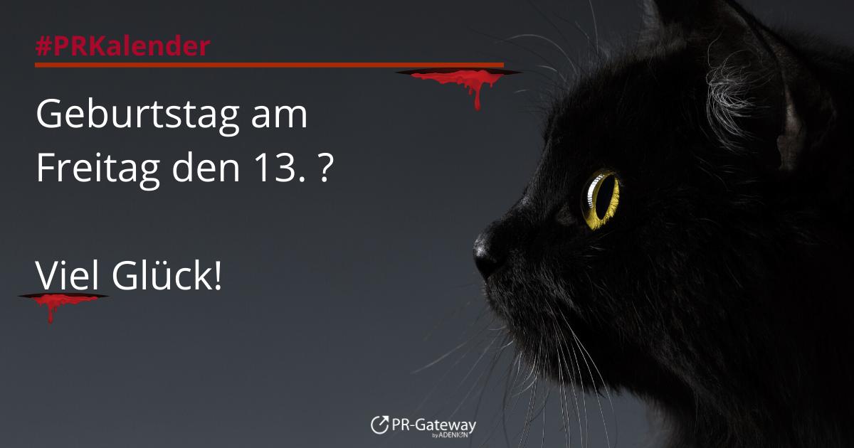 #Freitagder13