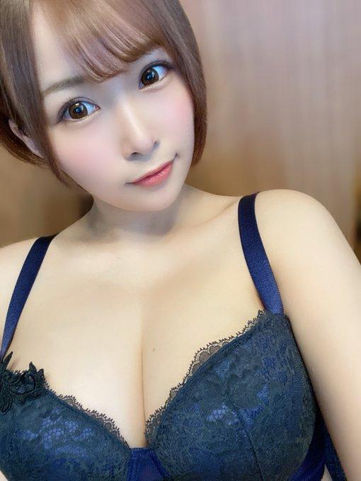 AV女優河合あすなのTwitter自撮りエロ画像42