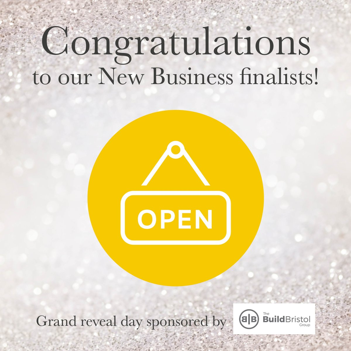 Wahoo 👏👏we're super excited to be a finalist in the new business category at the @BristolLifeAwds. Amazing news in our first year @CarlClifford17 @BenWhatley1 @Marc1Andrew #TeamCreative  Congrats to the other finalists - looking forward to celebrating with you on the night 💃