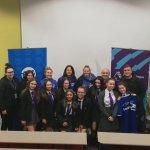 Image for the Tweet beginning: 🤩 Meeting @EvertonWomen  ✅ Completing