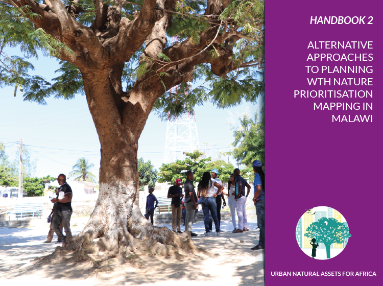 Download this handbook from our #CollaborativeProgramme partner @ICLEICBC's #UNARivers  #ResilientCities #UrbanPlanning #SustainableCities #ClimateAction4Africa