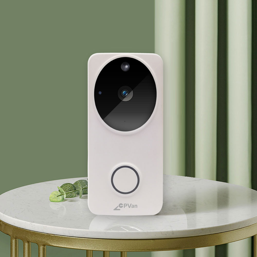 sonnette vidéo portier connecté interphone ring dahua hikvision arlo netatmo doorbird