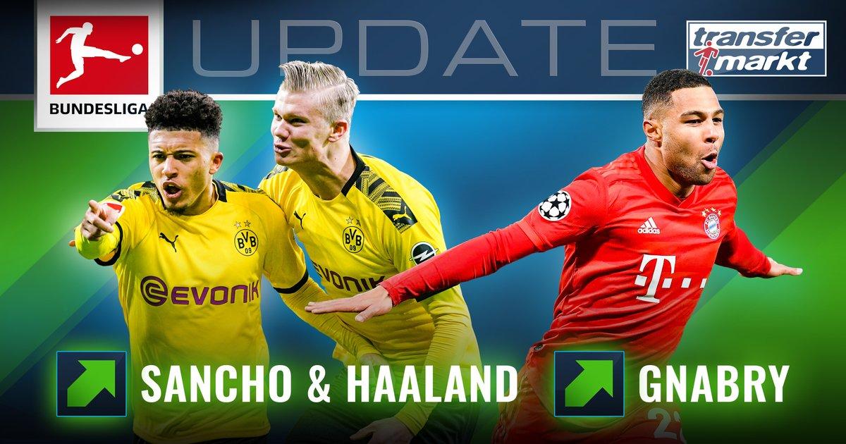 Transfermarkt Borussia Dortmund