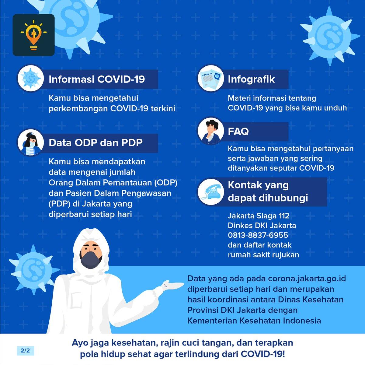 Jsclounge On Twitter Dalam Upaya Antisipasi Dan Waspada Virus Corona Kamu Bisa Memantau Informasi Terkini Covid 19 Melalui Https T Co Mrwhnloija Melalui Microsite Tersebut Kamu Dapat Memperoleh Berbagai Informasi Perkembangan Dan Pengetahuan