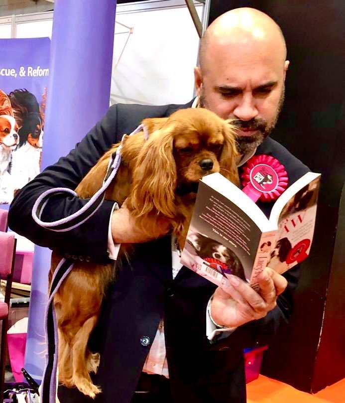 Thanks everyone who's already ordered my #LucysLaw book. If you've not yet got yours, you're a fan of rescue dogs & interested in how a tiny cavalier with a bunch of campaigners changed the law to help end puppy farming, please visit:  :) #wheresmum #adopt