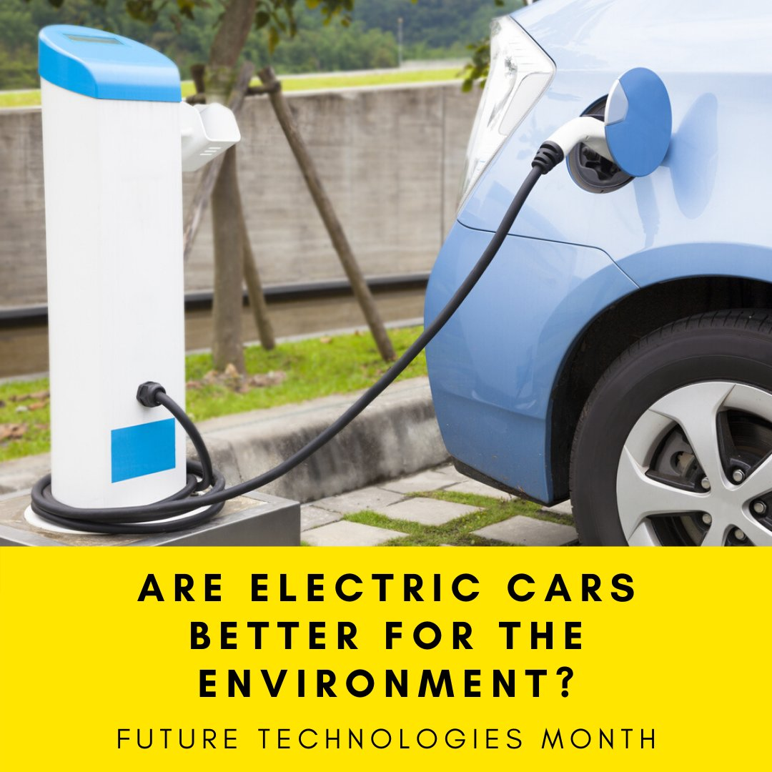 Are electric cars better for the environment?   Will Craig, Founder of @leasefetcher, runs us through the pros and cons of electric vehicles in our latest article http://ow.ly/PgaP30qoXix    #electriccars #futuretechnologies pic.twitter.com/nNgRzNBPWf