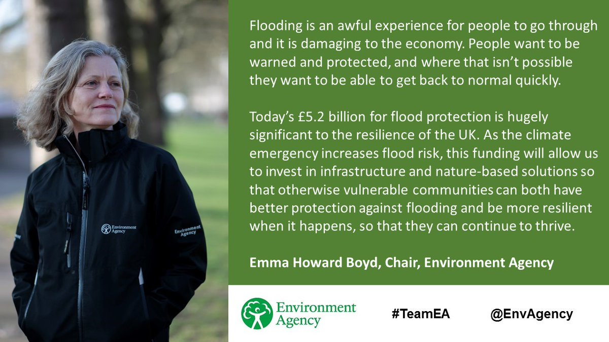 My statement on todays #Budget2020. #FloodAware #ClimateEmergency #PrepareActSurvive