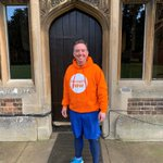 Mr Tovey is running the London Marathon next month for charity and he needs your support! Please take a moment to click on this link: https://t.co/bLeraHZhwA and support him in whatever way you can.