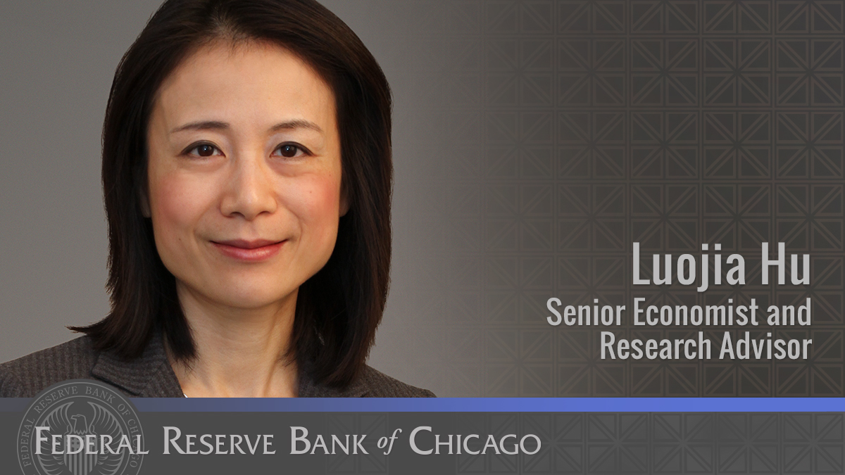 #FedFiles: Senior economist Luojia Hu conducts research in the areas of econometrics, labor economics and consumer finance. #creditscore  #credithistory #EconTwitter #womenshistorymonth https://t.co/ANuzWlbWET https://t.co/prdWzOo3mj