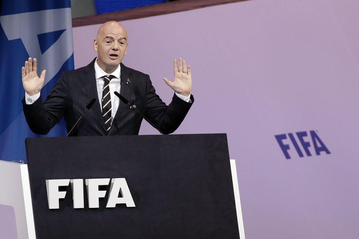 FIFA postpones Congress for three months over coronavirus @Globe_Sports