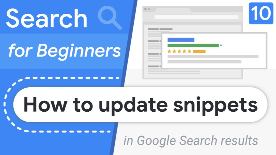"""How to update snippets"""