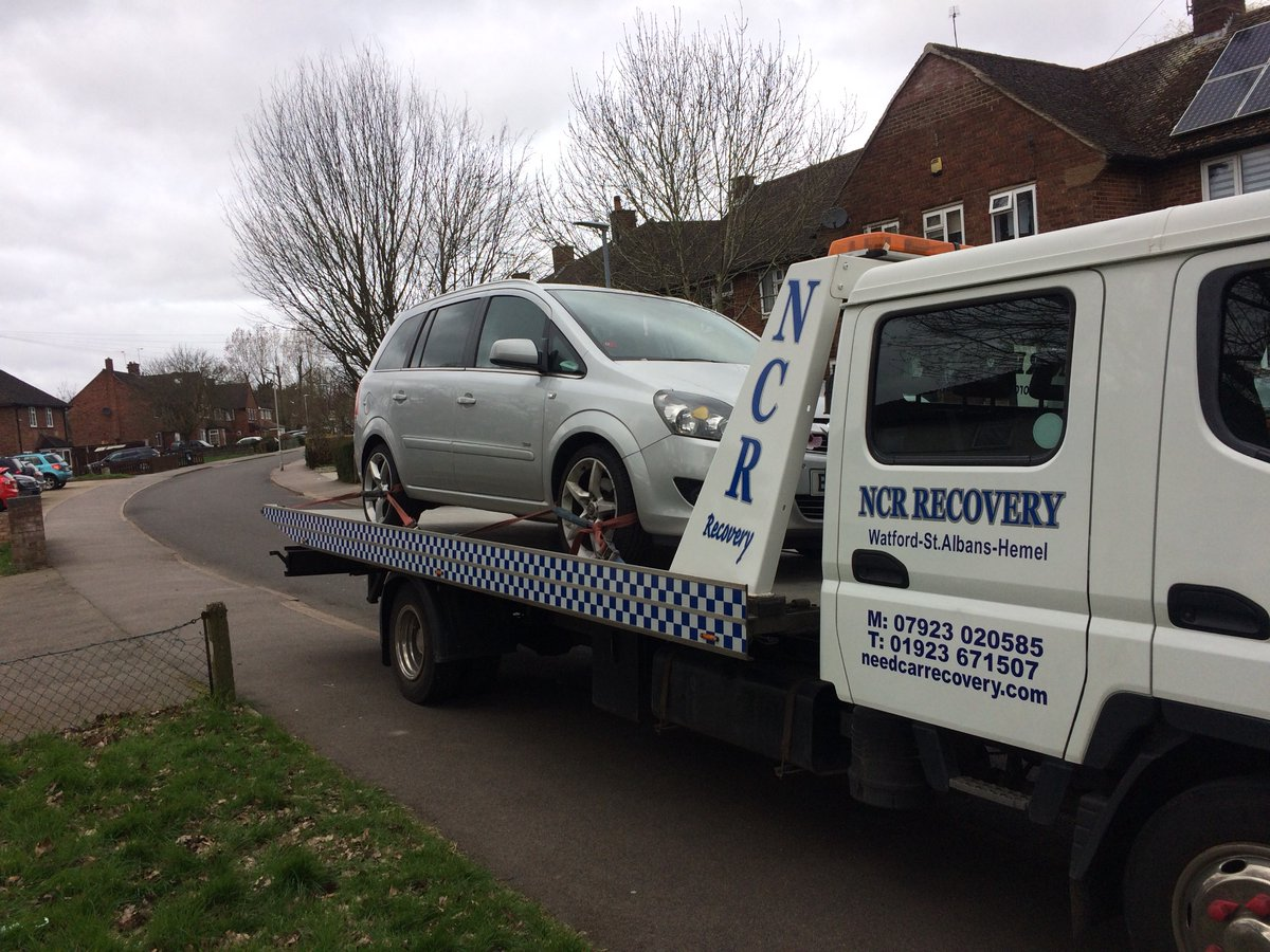 #RecoveryServiceWatford NCR Recovery: 07923 020585 For all your #VehicleRecovery & #CarDelivery Needs in  #Watford #StAlbans #Harpenden call on NCR Recovery anytime. 07923 020585 #StAlbansCarRecoverypic.twitter.com/59nGf4z91W