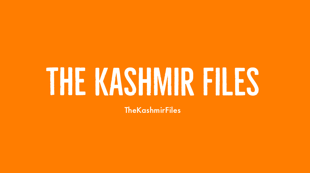 Can we get 5000 Retweets?   #TheKashmirFiles https://t.co/P2OOct3W4V