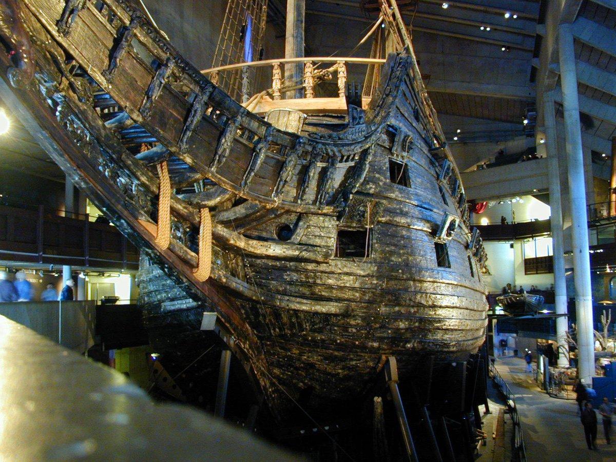 """寺井隆幸 on Twitter: """"2001.4> #VasaMuseet, #Stockholm, #Sweden ..."""