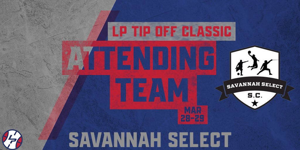 Always nice to get teams up from the coast, so we're happy that @SavannahSelect will be with us at the #LPTipOff! There's always talent in coastal Georgia! https://t.co/AHaIsu8NtP