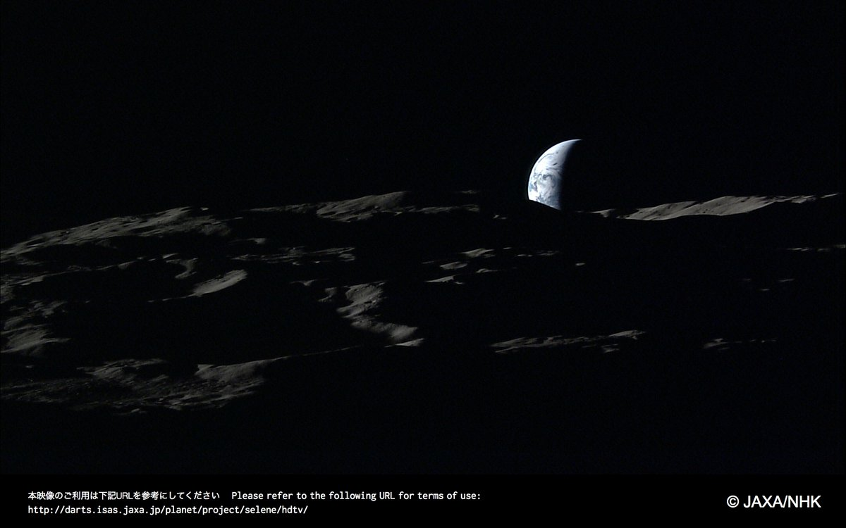 Earth, hiding from spacefaring aliens until its inhabitants cease being embarrassing   (real image from lunar orbit btw) https://t.co/DnaK37341C