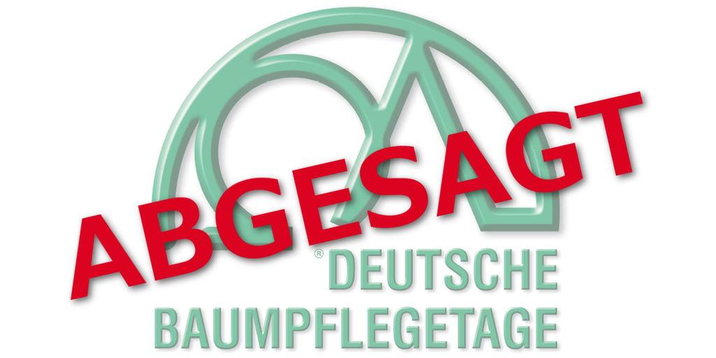 Die Deutschen #Baumpflegetage in Augsburg fallen dieses Jahr aus. Alle Informationen und was jetzt mit den Buchungen der Teilnehmer und Aussteller passiert, erfahrt direkt auf der Webseite der Baumpflegetage ➡️  #baumpflege#arborist #baumklettern #COVID19