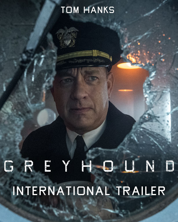 His first mission was their last hope. Screenplay by @TomHanks inspired by actual events, #GreyhoundMovie At Cinemas June 26. See it first with Previews on Father's Day, June 21 https://t.co/hGuk9YZnai