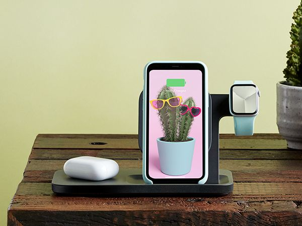 Logitech's new Powered wireless charger is the latest AirPower alternative